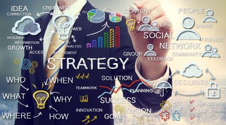 Idea Strategy Solution Success